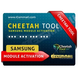 Cheetah Samsung Tool Activation