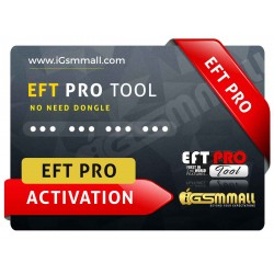 EFT Pro Tool No need Dongle 1 Year Plan
