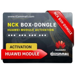 NCK Dongle / NCK Box Huawei Module Activation