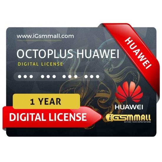 Octoplus Huawei 1 Year Digital License