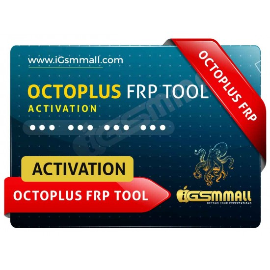 Octoplus FRP Tool Activation