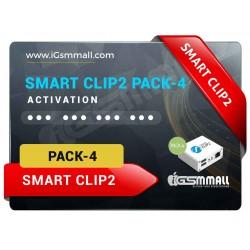 Smart-Clip2 Pack 4 Activation