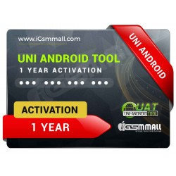 Uni Android Tool Activation - 1 Year