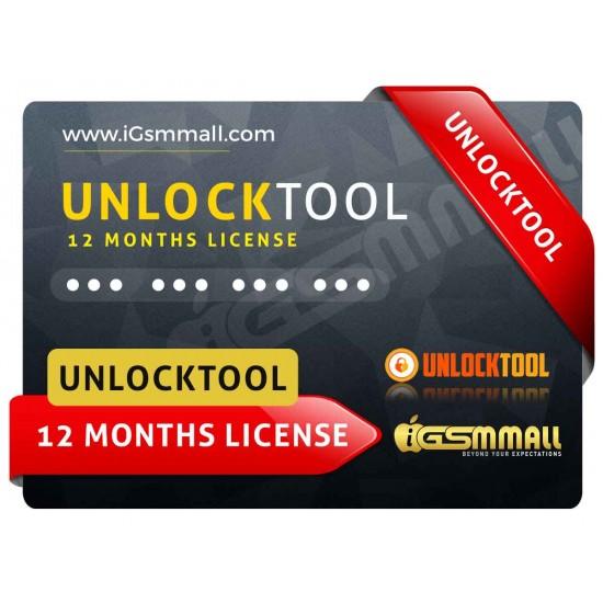 UnlockTool 12 months License