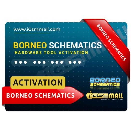 Borneo Schematics Hardware Tool Activation Code Instant