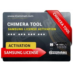 Chimera Tool Samsung License Activation